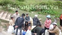 Tăng cường công tác quản lý tài nguyên nước