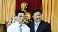 UBND tỉnh Nghệ An làm việc với Văn phòng Hợp tác Quốc tế Hàn Quốc