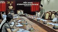 Hội nghị lấy ý kiến góp ý Dự thảo Luật Phổ biến giáo dục pháp luật