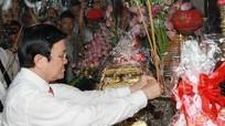 Kỷ niệm 65 năm ngày Bác Hồ về ATK Thái Nguyên