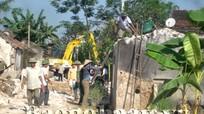 Náo nức hiến đất xây dựng nông thôn mới
