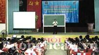 Hội thi Lái xe an toàn cho sinh viên Trường ĐH Vinh