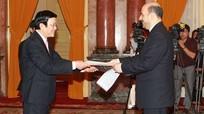 Việt Nam coi trọng việc đẩy mạnh hợp tác quốc tế