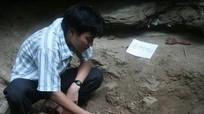 Phát hiện khu mộ thời Hùng Vương tại Tuyên Quang