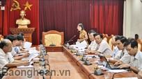 Thẩm tra một số báo cáo trình kỳ họp thứ 5 - HĐND tỉnh