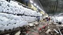 Sập tường công ty may Leojin (Hà Nam) làm 7 người thương vong