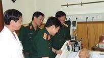 Quân ủy Trung ương thăm Đại tướng Võ Nguyên Giáp