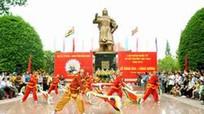 Bắn pháo hoa Liên hoan quốc tế Võ cổ truyền Việt Nam lần thứ IV