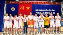 Giải thể thao TX Thái Hòa mừng ngày thành lập Công đoàn Việt Nam (28/7)