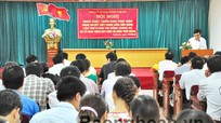 Đảng bộ Sở Giao thông Vận tải quán triệt Nghị quyết Trung ương 5 (Khóa XI)