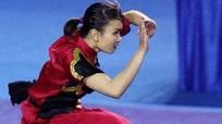 23 võ sĩ Việt Nam dự giải vô địch Wushu châu Á
