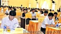 Hội nghị triển khai Đề án cải thiện, nâng cao chỉ số năng lực cạnh tranh cấp tỉnh