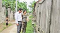 Hưng Long: Ô nhiễm môi trường do mương thoát nước xuống cấp