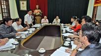 HĐND tỉnh làm việc với Thanh tra tỉnh và Sở Tài nguyên-Môi trường về giải quyết đơn thư KNTC