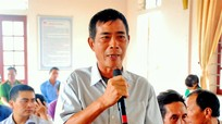 ĐBQH tiếp xúc cử tri phường Quang Phong (TX Thái Hòa)