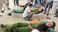 """Thị đoàn Cửa Lò: Tổ chức """"Ngày hội hiến máu tình nguyện"""""""