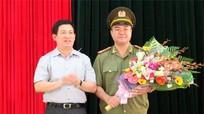 Bổ nhiệm Phó giám đốc Công an tỉnh Nghệ An