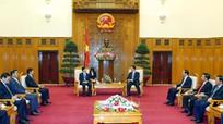 Thủ tướng Nguyễn Tấn Dũng tiếp Bộ trưởng Bộ Công an Trung Quốc