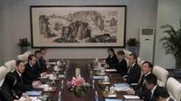 Nhật Bản-Trung Quốc gặp bí mật tại Thượng Hải