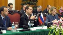 Dư luận Nga về chuyến thăm Việt Nam của Thủ tướng Medvedev