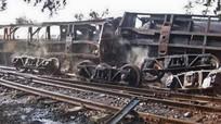 Myanmar: Cháy tàu chở nhiên liệu, 25 người chết