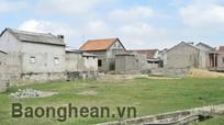 Những thắc mắc ở khu tái định cư vùng Môn, xã Hưng Lam