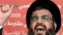 Hezbollah dọa bắn hàng nghìn quả rốckét vào Israel