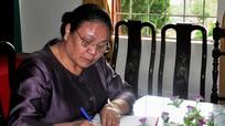 Khắc ghi công lao của các anh hùng liệt sỹ Việt Nam với đất nước Lào