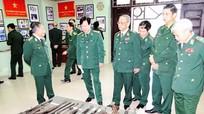 Bộ Chỉ huy Quân sự tỉnh và Bộ chỉ huy BĐBP Nghệ An tổ chức gặp mặt các tướng lĩnh quê hương Nghệ An