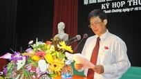 Thanh Chương: Tổ chức kỳ họp thứ 5, HĐND huyện khóa XVIII