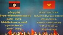 Ký kết Hiệp định hợp tác Việt Nam-Lào năm 2013
