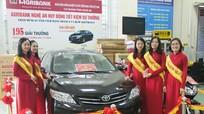 Ngân hàng Agribank Nghệ An quay số mở thưởng huy động tiết kiệm dự thưởng