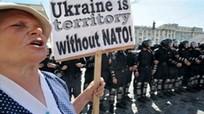 Đa số người dân Ukraine phản đối gia nhập NATO