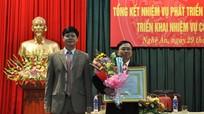 Liên minh HTX tỉnh: Triển khai nhiệm vụ 2013