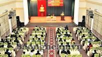 Hội nghị tổng kết 11 năm thi hành Bộ luật Hình sự