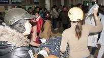 Thái Nguyên: Sập mái công trình nhà thờ, 2 người chết, 50 người bị thương