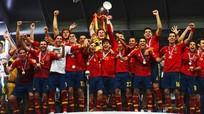 BXH FIFA tháng 1/2013: TBN trên đỉnh thế giới, VN số 1 ĐNÁ