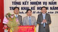 Bưu điện Nghệ An hoàn thành kế hoạch nhiệm vụ năm 2012