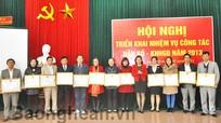 Chi cục Dân số-KHHGĐ tỉnh triển khai nhiệm vụ năm 2013