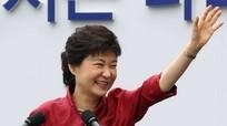 80% dân Hàn kỳ vọng về Tổng thống Park Geun-hye
