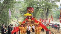 Đền Vạn - Cửa Rào: Ngày hội văn hóa vùng cao
