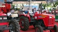Miễn thuế nhập khẩu linh kiện máy nông nghiệp phục vụ dự án
