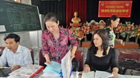 Giám sát xã hội hóa giáo dục tại Trường THPT Hà Huy Tập và THCS Hồng Sơn (TP Vinh)