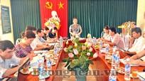 HĐND tỉnh giám sát xã hội hóa giáo dục tại Thị trấn Cầu Giát (Quỳnh Lưu)