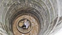 Cần sửa chữa đường ống dẫn nước cho Piêng Cu