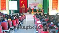 Quỳnh Lưu: Truyền thông chế độ chính sách lao động nữ, bình đẳng giới...