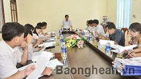 Giám sát việc giải quyết đơn thư khiếu nại, tố cáo của công dân tại Cục Thi hành án Dân sự tỉnh