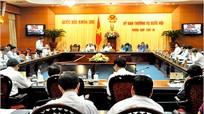 Thường vụ Quốc hội họp bàn nội dung chuẩn bị kỳ họp thứ 5- QH khóa XIII