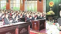 Khai mạc trọng thể kỳ họp thứ 5, Quốc hội khóa XIII