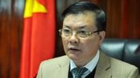 Ông Đinh Tiến Dũng làm bộ trưởng Bộ Tài chính